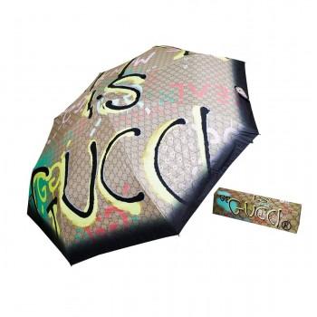 Зонт в стиле «Gucci»