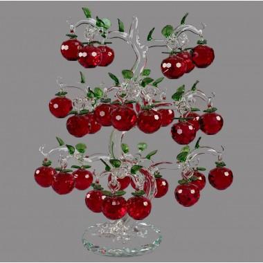 Яблоня 30 штук на дереве