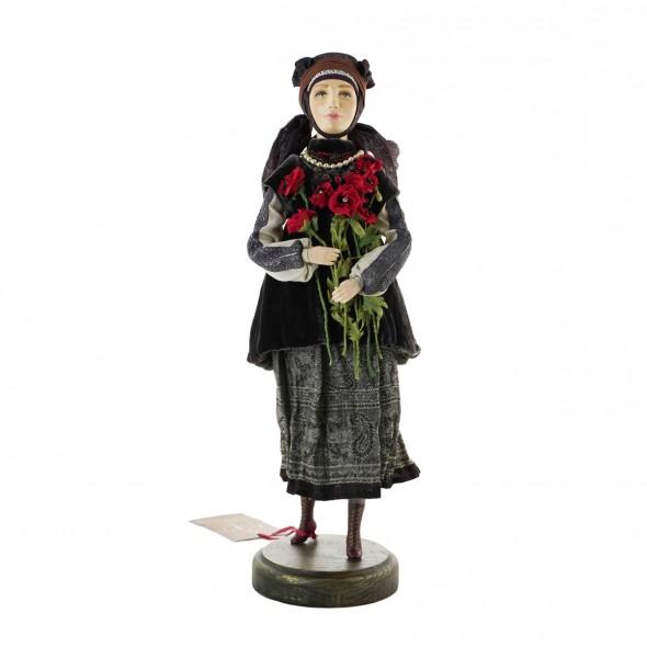 Кукла коллекционная «Мария Воспоминания»