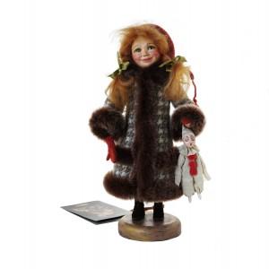 Кукла коллекционная «Алишка»