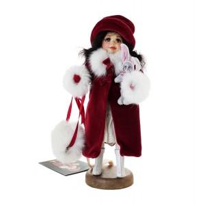 Кукла коллекционная «Нюша»