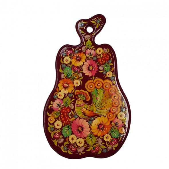 Доска разделочная декоративная «Петриковка»