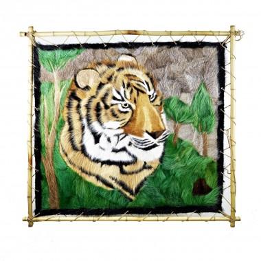 Картина «Тигр весной»