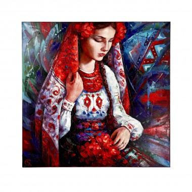 Картина «Украинка»